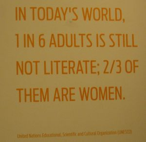 The Literacy of Women