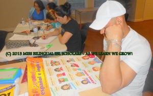 CREATIVE MEDICAL BILINGUAL SCHOLARS